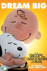 movie must-see: SNOOPY and CHARLIE BROWN: THE PEANUTS MOVIE