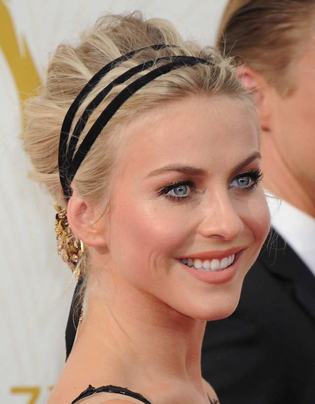 party hair #1 julianne hough