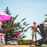 born to #bebrave diary:<br> TRAVELLING WITH THE BUGABOO X DIESEL