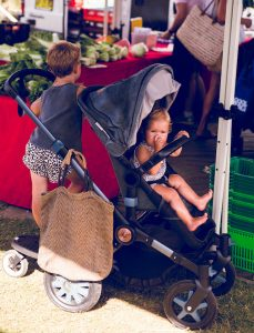 born to #bebrave diary: TO MARKET, TO MARKET WITH THE BUGABOO X DIESEL