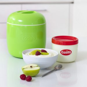 EasiYo mini maker lifestyle