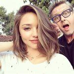 beauty insider:<br> MIRANDA KERR&#8217;S NEW SHORTER HAIR