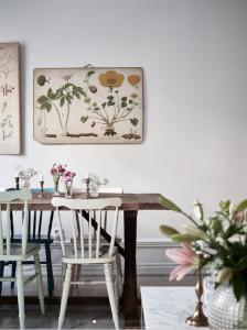 home inspiration:<BR> SWEDISH FAMILY APARTMENT