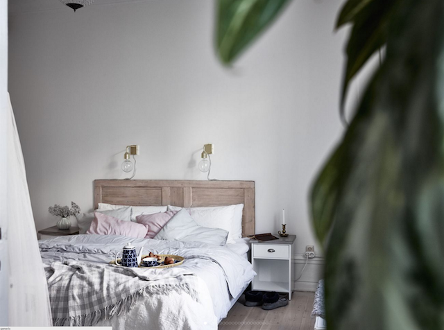 home inspiration: SWEDISH FAMILY APARTMENT 5