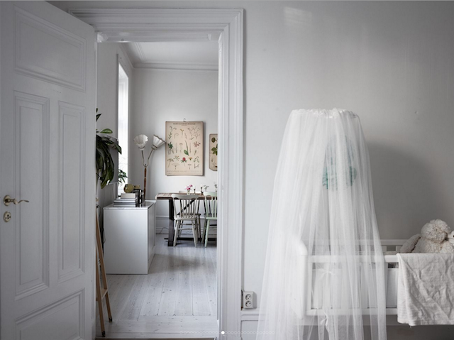 home inspiration: SWEDISH FAMILY APARTMENT 6