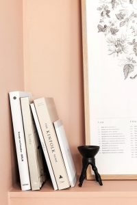 home inspiration: PINK, GREY, BLACK & WHITE