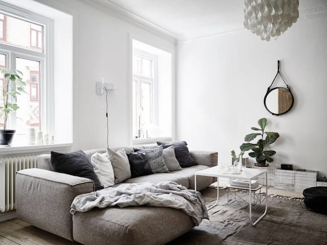home inspiration: BLACK & WHITE 5