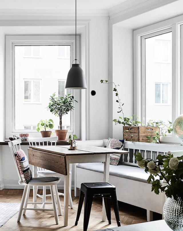 home inspiration a touch of green 7