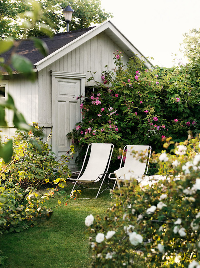 HOME INSPIRATION - HOME OF 100 ROSES 8