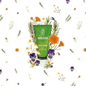 beauty cult product: WELEDA SKIN FOOD
