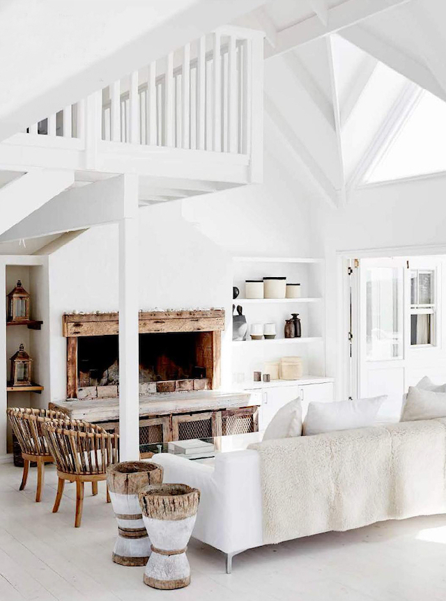 home inspiration - white beach house 2