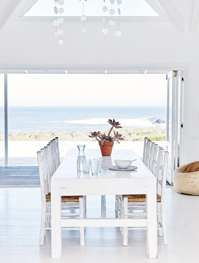home inspiration - white beach house 4
