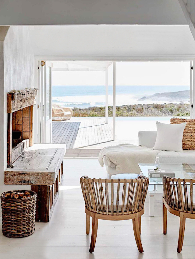 home inspiration - white beach house 7