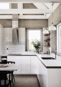 home inspiration:<br> STYLISH SWEDISH ISLAND VILLA
