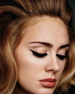 make-up free monday: ADELE