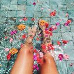 beauty insider: DIY FOOT SOAKS