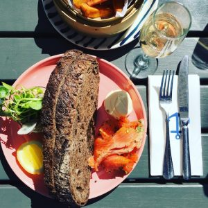 ny diary: LUNCH DATE @ THE BOATHOUSE