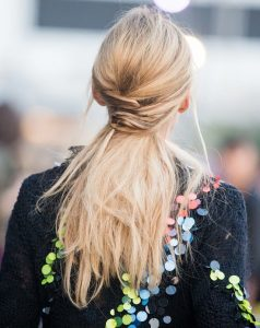 copy-cat her hair:<br> OLIVIA PALERMO&#8217;S BRAID UPGRADE