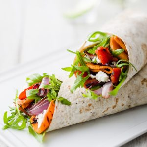 HEALTH INSIDER:<br> WRAPS UNWRAPPED RECIPE