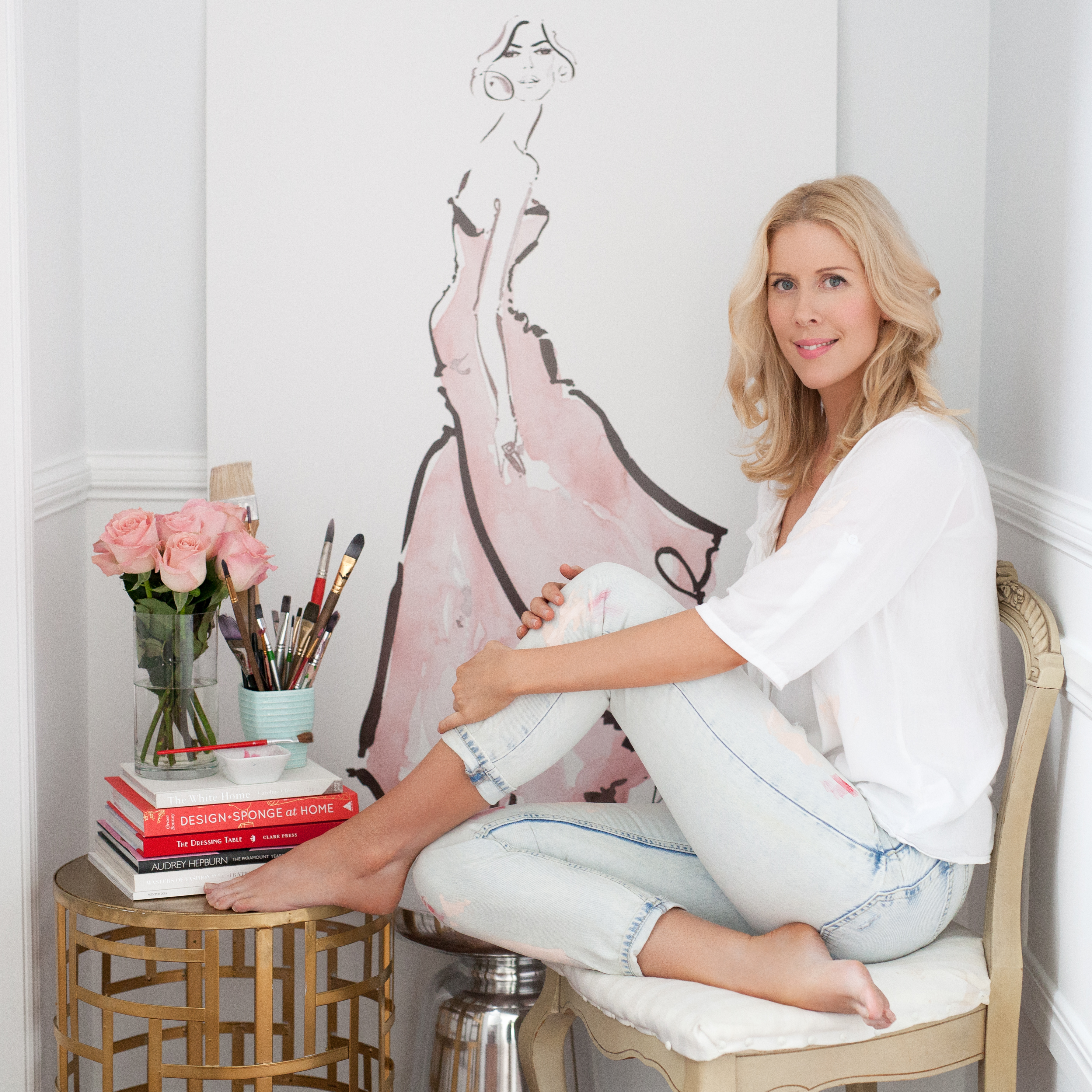 bM chats to: FASHION ILLUSTRATOR, KERRIE HESS