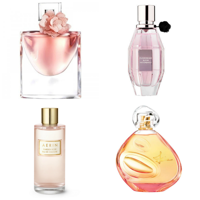 #beautynews: our 4 fave floral fragrances