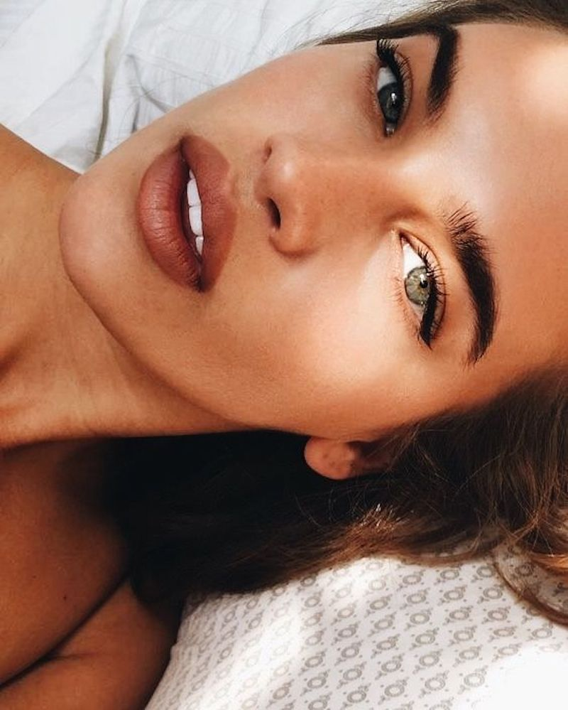guided by the light: THE SECRET TO PERFECT MAKE-UP