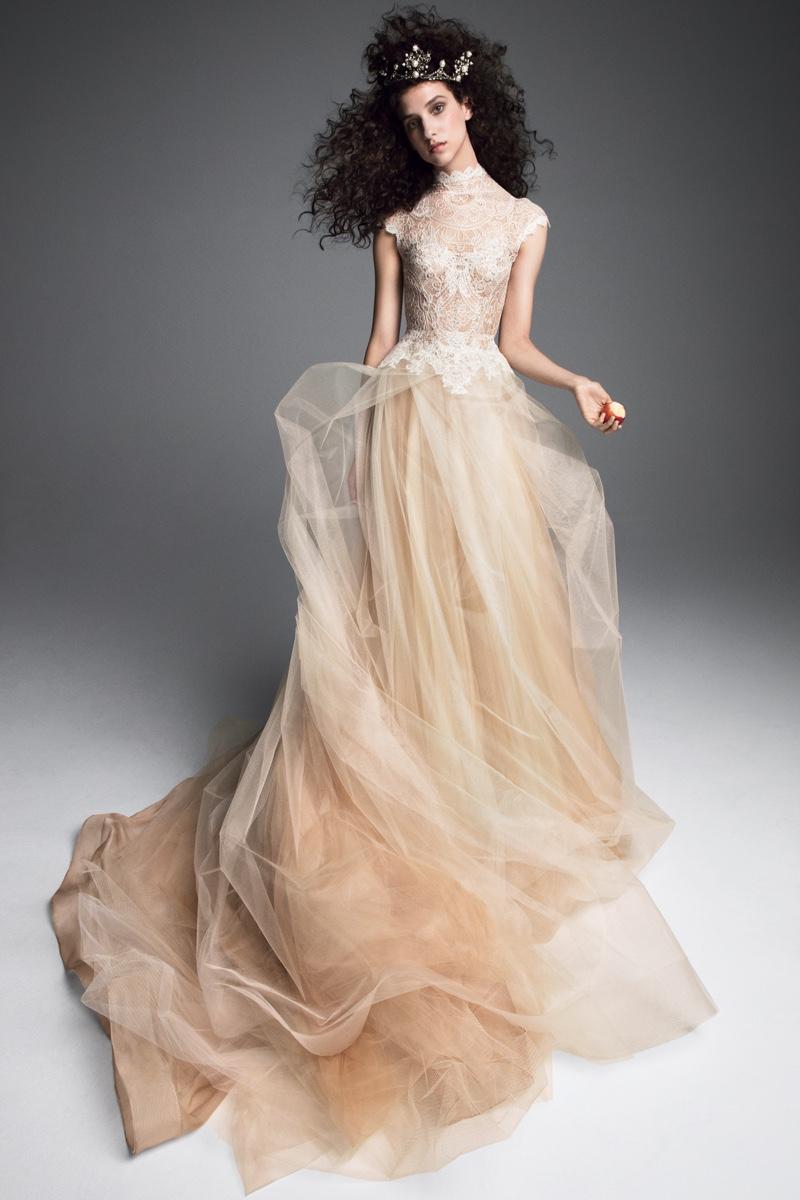 Bride Guide Vera Wang Bridal S F W 2019 Bellamumma